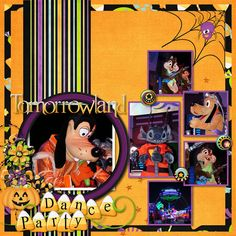 Dance Parties - MouseScrappers.com