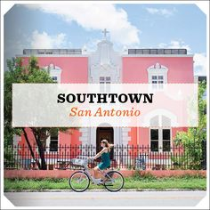 San Antonio's Southtown- Follow #SightApp and save an entire article or recipe by 1 screenshot (Check How: https://itunes.apple.com/us/app/sight-save-articles-news-recipes/id886107929?mt=8