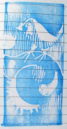 Workshops voor Creativiteit & Ontmoeting: Workshop Stempels maken, Boekselen, Gevonden gedichten