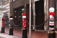 Фешн фолк Фирменный стиль для целого квартала моды.