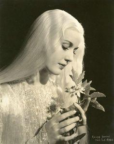 """Anita Louise as Titania in """"A Midsummer Night's Dream"""" (1935, William Dieterle & Max Reinhardt)"""
