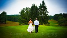 Taking a Country Club Walk. Photo by Carrington Creative Photography.