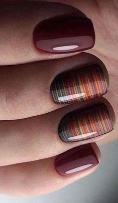 37 Pretty Nail Art Design Summer 2019 - Nail Design Ideas, Gallery of Best Nail Designs Party Nails, Pretty Nail Art, Beautiful Nail Art, Autumn Nails, Nagel Gel, Easy Nail Art, Stylish Nails, Simple Nails, Wedding Nails