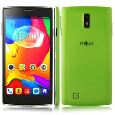 $84.99  Mijue G6- Candy Color Phones Looks Delicious
