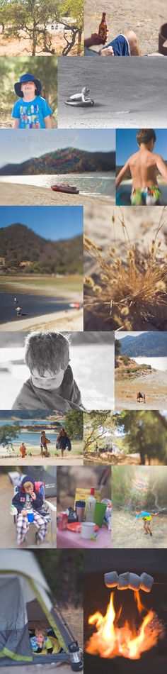Lensbaby camping lifestyle photos Z's the Day Photography #Lensbaby #seeinanewway