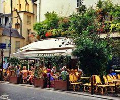 drink in Paris  La Palette