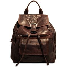 Jack Georges Spikes & Sparrow Backpack