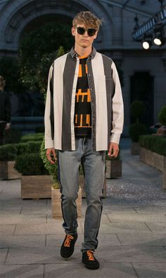 Self-Absorbed Street Looks - The Cheap Monday Spring Summer 2014 Collection Fosters Narcissism (GALLERY)