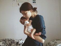 beautiful photo   mother & child