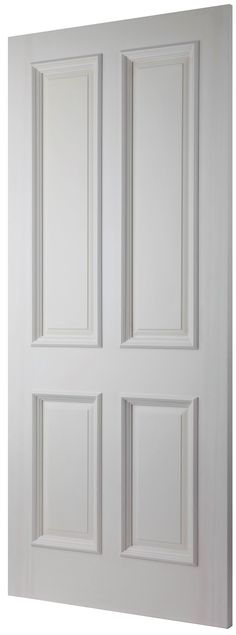 LONDON door is a part of Todd Doors wide range of pre-primed hardwood doors to make your home look and feel unique. All our External Hardwood Doors are of an engineered construction, with a hardwood veneer to provide greater strength and stability. External Hardwood Doors, External Doors, White Interior Doors, Timber Door, Feel Unique, Home Look, Exterior, Colours, London