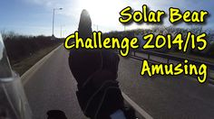 Solar Bear Challenge 2014/15 - Amusing