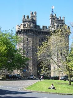 Lancaster Castle is a medieval castle in Lancaster in the English county of Lancashire.