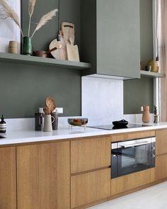 Home Decor Scandinavian .Home Decor Scandinavian Home Decor Kitchen, Kitchen Interior, Home Kitchens, Dream Kitchens, Rustic Kitchen, Beautiful Kitchen Designs, Beautiful Kitchens, Neutral Kitchen, Cocinas Kitchen