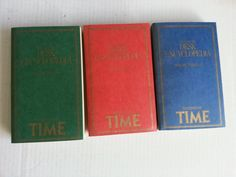 #book TIME LIFE The Concord Desk Encyclopedia Boxed Set 3 Soft Cover Volumes 1982 withing our EBAY store at  http://stores.ebay.com/esquirestore