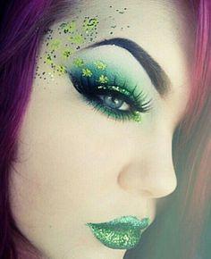 Beautiful Eye Makeup by Sarah Chambers