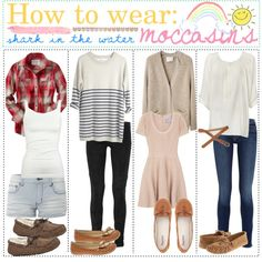 dont be afraid of moccasins!