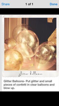 Ballon idea