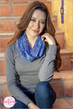 Free pattern for a knitted cowl using strips of slip stitches alternating with a simple lace pattern. A great one-skein project! Lace Patterns, Cowls, Slip Stitch, Free Pattern, Slip On, French, Knitting, Crochet, Fashion