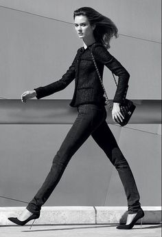 chanel outfits women | Uploaded to Pinterest