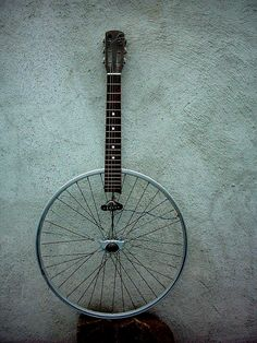 Recycled Instrument   by Martin Malii-Karlsson