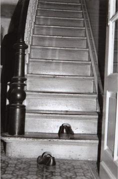 L'Esprit de l'escalier - Marcel Mariën (1952)