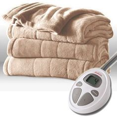 Electric Throw Blanket Walmart Brilliant Snuggle Up With A Sunbeam Heated Fleece Electric Blanket #walmart I