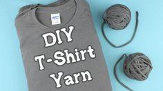 Gildan Ultra Cotton T-Shirts: http://www.shirts.com/gildan-ultra-cotton-t-shirt.html FREE Poof! crochet pattern: http://www.gleefulthings.com/blog/?p=8688 Ph...