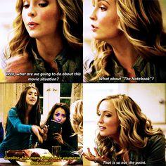 Caroline Forbes - The Vampire Diaries 2x16