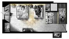 05 planta habitacion | Flickr - Photo Sharing!