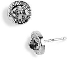 MARC BY MARC JACOBS 'Turnlock' Stud Earrings