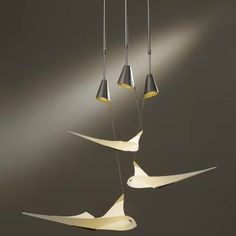 Icarus 3-Light Pendant by Hubbardton Forge at Lumens.com. $1200