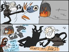 The Witcher 3, doodles 27 by Ayej on DeviantArt