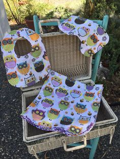 It's a Hoot Gift set! by LilMissPrissbyCindy on Etsy