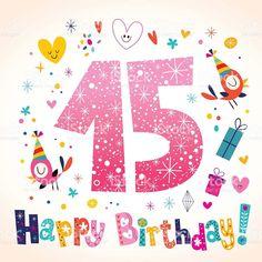 152 Mejores Imágenes De Cumpleaños De 15 Cumpleaños De 15