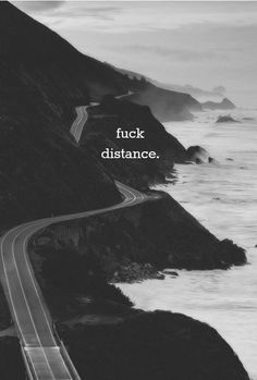 Distance can lead to forgetting.