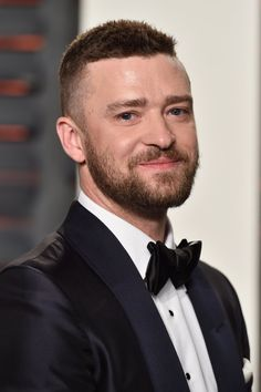 Justin Timberlake Pops Up at a Swanky Oscars After-Party With Jessica Biel