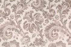 10 Yards Mill Creek Printed Cotton Drapery Fabric in Dove. This printed fabric is perfect for window treatments, decorative pillows, handbags, light duty upholstery applications and almost any craft project....