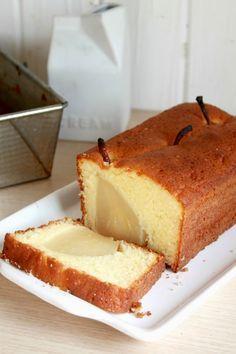Budín de peras (tu receta o mi receta): Experimento Casa Pan Dulce, Apple Bread, Banana Bread, Sweet Recipes, Cake Recipes, Bread Recipes, Almond Cakes, Cake Cookies, I Foods
