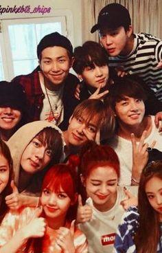 love history (Blackpink e bts) Korean Aesthetic, Couple Aesthetic, Aesthetic Black, Bts Girlfriends, Divas, 17 Kpop, Kpop Couples, Blackpink And Bts, Blackpink Photos