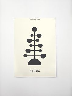 Teluria by Note Design