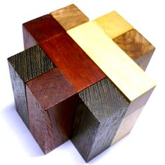 4ugallery Geometric Shapes, Puzzles, Woodworking, Games, Sculpture, Timber Wood, Dimensional Shapes, Puzzle, Carpentry