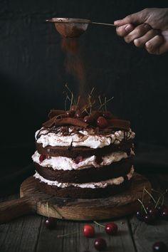 St[v]ory z kuchyne | Schwarzwald Cake
