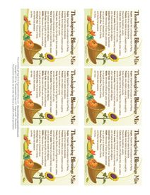 We are Thankful: Thanksgiving Blessings Mix Recipe Thanksgiving Cornucopia, Thanksgiving Favors, Free Thanksgiving Printables, Thanksgiving Prayer, Thanksgiving Blessings, Thanksgiving Decorations, Christmas Favors, Thanksgiving Outfit, Thanksgiving Recipes