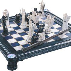 Harry Potter Chess Set! ;)