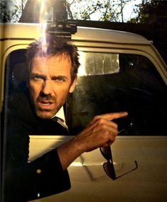 Hugh Laurie- if you're asking me for directions, I'll say go to http://www.fastsunglass.com!