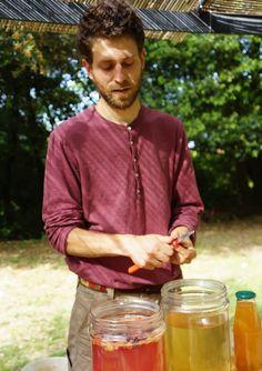 Autonomiaproject | Kefir de fruits