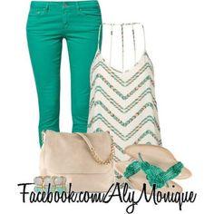 Cute clothing. Cute aqua style