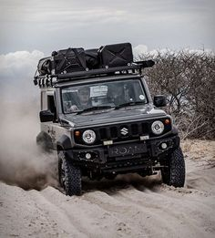 Jeep Truck, Ford Trucks, Jimny 4x4, Jimny Sierra, Arch Motorcycle, Jimny Suzuki, Off Road Adventure, Four Wheel Drive, Cars And Motorcycles
