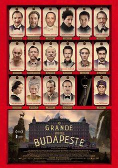 Assistir online Filme O Grande Hotel Budapeste - Dublado - Online | Galera Filmes