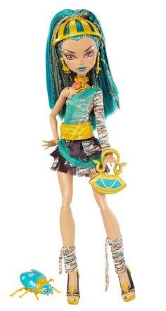 Dolls & Bears Intelligent Monster High Electrocuties Light Up Pets Mattel Watzit & Count Fabulous Figures Modern Techniques